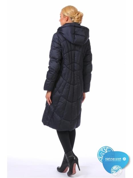 Пуховые пальто женские длинные