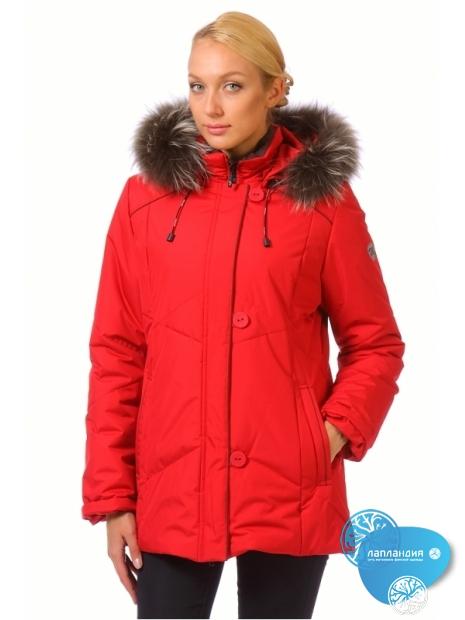 Куртки зимние короткие женские maritta