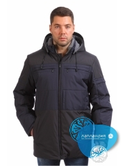Зимняя финская мужская куртка на синтепоне
