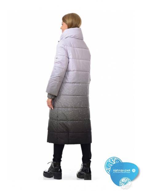 пальто с эффектом деграде Ultramarine 150L  Купить магазин финской одежды Лапландия: магазин Новые Черемушки Профсоюзная 45, магазин в Бутово ул Скобелевская 25.