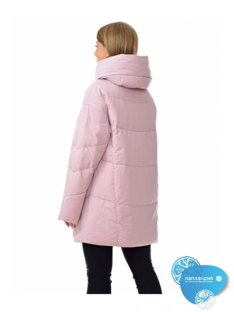 короткая зимняя розовая куртка AVI 90052 BIANKA  Купить магазин финской одежды Лапландия: магазин Новые Черемушки Профсоюзная 45, магазин в Бутово ул Скобелевская 25.