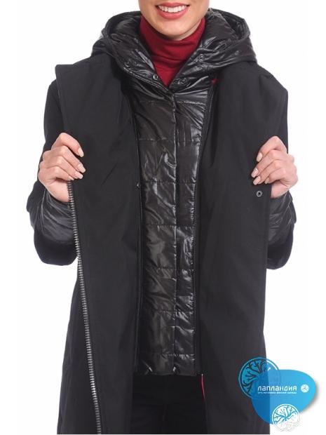 модная куртка зима 2016 женская CONCEPT K 722660 Купить магазин финской одежды Лапландия: магазин Новые Черемушки Профсоюзная 45, магазин в Бутово ул Скобелевская 25.