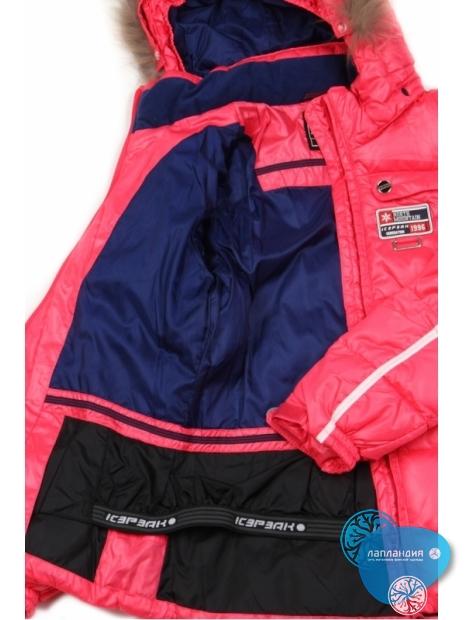 спортивная куртка на девочку Icepeak