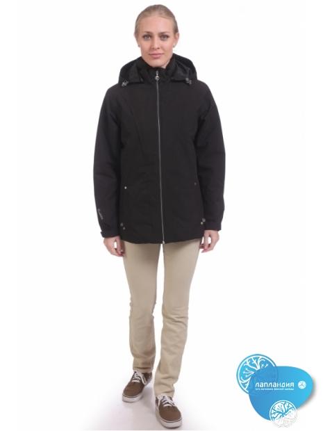 легкая спортивная женская куртка