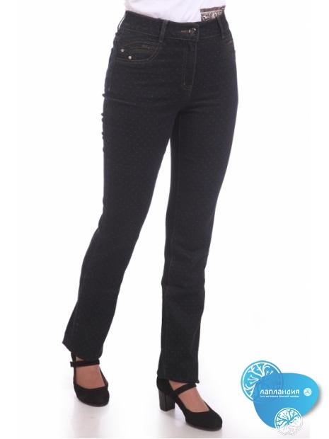 женские брюки стретч