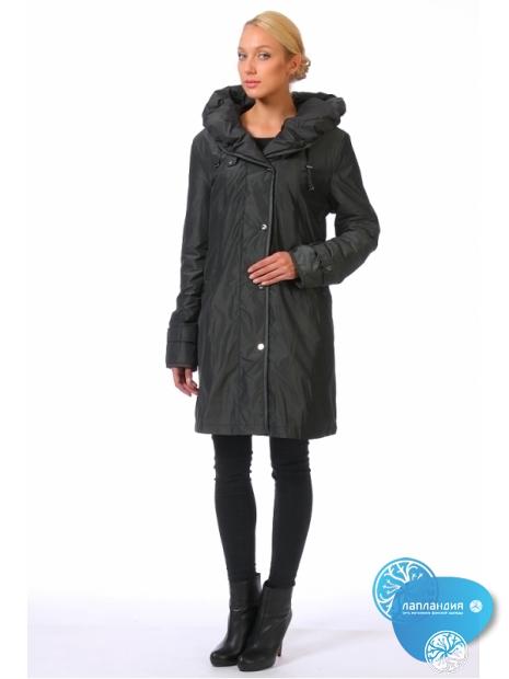 удлиненная куртка женская демисезонная