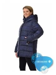 зимняя куртка с лампасами Dixi Coat 3275-986  Купить магазин финской одежды Лапландия: магазин Новые Черемушки Профсоюзная 45, магазин в Бутово ул Скобелевская 25.