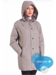 демисезонная куртка женская большого размера