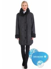 женская куртка из искусственного меха