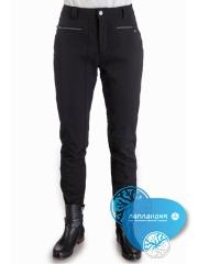 теплые женские брюки со штрипками