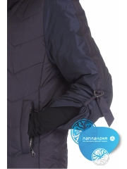 Пальто с длинной ниже колена