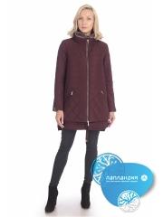 удлиненная куртка женская