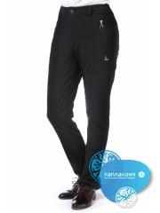 женские брюки утепленные узкие спортивные