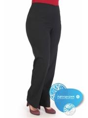 женские классические прямые брюки