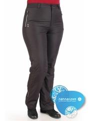 зимние женские брюки на синтепоне