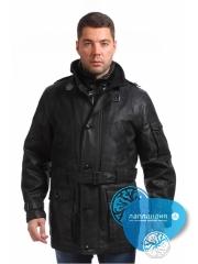 зимняя стильная  мужская куртка