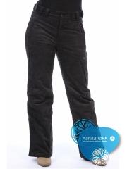 зимние утепленные женские брюки